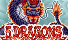 5 dragons pokies