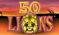 50 lions pokies