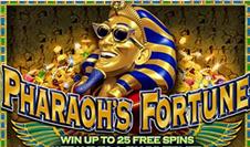 pharaohs fortune pokies