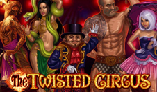 twisted circus pokies