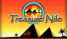 treasure nile pokies